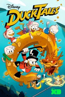 ducktales key visua